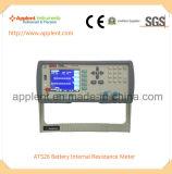 Probador interno de la resistencia de la batería para la resistencia y el voltaje internos (AT526)