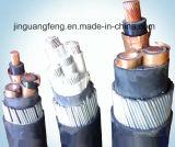 0.6/1kv 다핵 XLPE/PVC/Swa 알루미늄 고압선