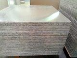 Paneles de peso ligero de aluminio de nido de abeja Materiales de construcción