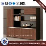 Meubles de bureau en bois de Module de mémoire d'étagère de portes des meubles 4 (HX-6M286)