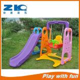 Kaninchen-preiswerter Plastikplättchen-Kind-Spielplatz für Kindergarten