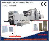 Sac de papier inférieur du contrôle de moteur servo d'entraînement d'inverseur V à grande vitesse faisant la machine