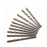 Dígitos binarios de taladro de torcedura para la perforación de madera de metal