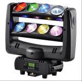 Des LED-Armkreuz-RGBW Armkreuz-bewegliches Hauptlicht Träger-bewegliches des Kopf-Light/LED