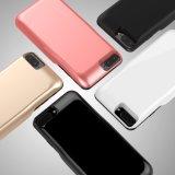iPhone 7 аргументы за зарядки аккумулятора крена силы выдвинутого случая заряжателя батареи 8000mAh перезаряжаемые добавочное