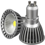 6W quente / branco Gu5.3 GU10 E27 MR16 LED Spotlight