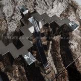 De modieuze Eettafel van het Roestvrij staal van het Meubilair van het Restaurant