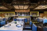 2017 ontwerpt het Nieuwe Houten Meubilair de de Duurzame Lijst en Stoelen van het Restaurant
