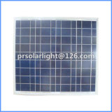poli pila solare trasparente economizzatrice d'energia rinnovabile di alta efficienza 40W