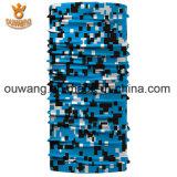 Écharpe estampée par coutume fraîche magique promotionnelle de polyester de vêtements de sport
