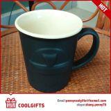 Tasse de café populaire de grès pour le cadeau
