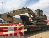 Excavatrice hydraulique utilisée de chenille de tracteur à chenilles (E200B)