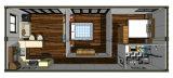 Camera modulare prefabbricata di Conainer di disegno moderno
