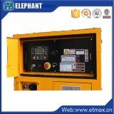Супер молчком тип 22kVA 18kw Yuchai строя тепловозный генератор