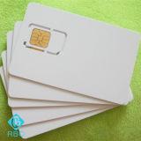통신수를 위한 크레딧 크기 4FF SIM 카드 풀그릴 SIM 카드