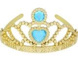 De Tiara van de Kroon van de Toebehoren van het Haar van de Juwelen van het Haar van het Spectakel van de Bruid van het huwelijk