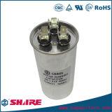 Capacitor Cbb65 para dispositivos condicionador de ar da preensão de casa e capacitor do refrigerador