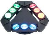 Bewegliches Hauptarmkreuz-Licht des LED-Armkreuz-Licht-3*3W