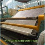 Estera tajada fibra de vidrio Untrimmed EMC450 del hilo de la carpeta del polvo de las caras