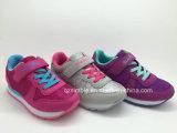 Chaussures occasionnelles matérielles brillantes de Gleit pour des garçons et des filles