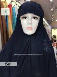 grote Grootte 100% Koker GLB van 110cm*120cm van de Manier van de Polyester de Mohammedaanse Duidelijke