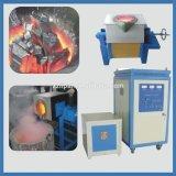 Induktions-schmelzende Maschine der gute QualitätsIGBT mit dem Kippen des Ofens