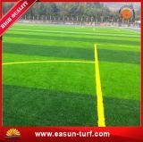 2016 het populaire PE van Producten Lange Zachte Beste Synthetische Gras van het Voetbal