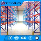 Personalizado 5 de qualidade da garantia do armazém do metal anos de Shelving do armazenamento
