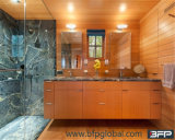 Cor de madeira vaidade clássica laminada