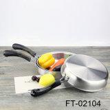 POT della frittura della maniglia della bachelite dell'acciaio inossidabile (FT-02104)