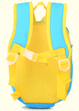Мешок Backpack супер милого дракона неопрена животный, мешок школы, мешок малыша, мешок Backpack детсада