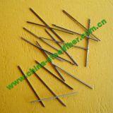 Reforçando a fibra de aço concreta, propriedades do material de construção