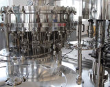 Tipo rotatorio de alta velocidad el tapar de relleno, y máquina de etiquetado de la máquina que capsula