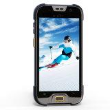 Faisceau 1.5GHz Mt6737A IP68 Smartphone raboteux de quarte avec NFC, errer sans joint de WiFi