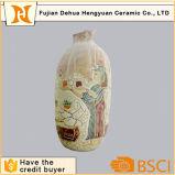Antieke Ceramische Vaas voor de Decoratie van het Huis