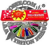Grosser Pili-Cracker mit Donner-Feuerwerken