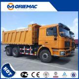 Camion à benne basculante de l'Algérie F2000 6X4 290HP de camion de Shacman de Camion