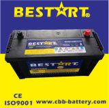 bateria N100-Mf do veículo da bateria do caminhão de 12V 100ah