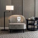 Petite présidence ronde moderne de Tableau d'hôtel en bois solide