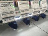 [هوليوما] صناعيّ [هي فّيسنسي] يحبّ نوعية [تجيما] 4 رؤوس حاسوب لباس داخليّ ملابس تطريز آلة سعر رخيصة