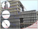 Alto encofrado de acero de la pared de la fuerza de la fuerza de esquileo Q235