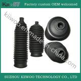 Kundenspezifisches Silikon-Gummi-gewölbtes Rohr