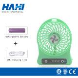 Mini ventilador de venda quente do USB da mão do ventilador de tabela 2017