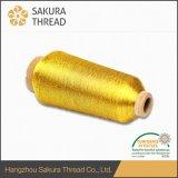 Sakura MetaalThresad met de Uitstekende Snelheid van de Kleur, Glorierijke Glans en Zachtheid voor Borduurwerk