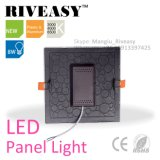indicatore luminoso di comitato di 8W LED per la stanza della cucina in alluminio