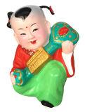 Recuerdo de bebés chinos arcilla