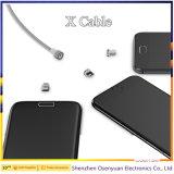 가장 새로운 본래 Wsken X 케이블 Mini2 금속 자석 USB 데이터 케이블
