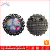 Produzione del fornitore degli accessori del Brooch del metallo del Crochet