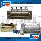 Acabamiento comercial de la tela de materia textil del paño del aseguramiento que plisa la máquina