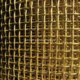 Латунная ячеистая сеть/медная квадратная сетка